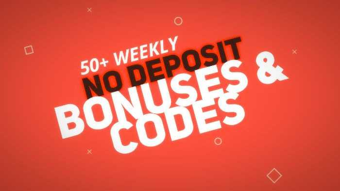 No deposit bonus codes: how to find and use and TOP codes in 2020